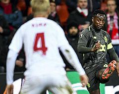 'Standard maakt grootste kans en lijkt Sevilla loef af te steken'