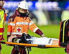"Tim Matthys over blessure: ""Positieve signalen"""