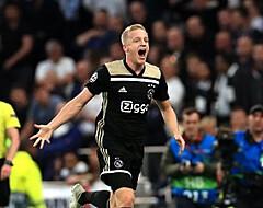 'Real en Van de Beek scheppen eindelijk duidelijkheid bij Ajax'