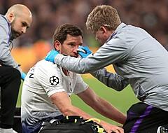 'Tottenham maakt zich geen zorgen om finale-kansen Vertonghen'