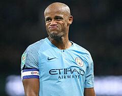 'Kompany in actie voor uitleenbeurt eerste City-spelers'