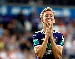 'Anderlecht neemt standpunt in over vroegtijdig vertrek Vlap'