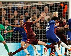 VIDEO: Score eindelijk geopend, Chelsea op voorsprong tegen Barça