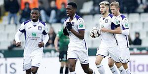 Foto: 'Anderlecht zit niet stil: na Sardella nog twee contractverlengingen op komst'
