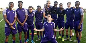 Foto: 'Anderlecht wil één talent dan toch verkopen'