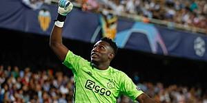 Foto: 'Goed nieuws voor Anderlecht: Ajax zoekt opvolger Onana elders'