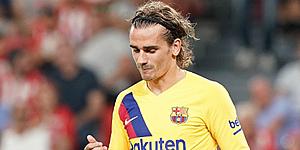 Foto: 'Clan-Griezmann luidt alarmbel en vraagt gesprek met Barça aan'