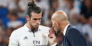 """Foto: Zidane keert opnieuw zijn kar: """"Ik zou blij zijn als hij blijft"""""""