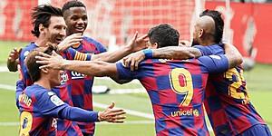 Foto: 'Verrassing in de maak in transfersoap Barcelona-ster'