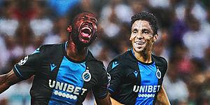 Foto: Nieuwe spits voor Club Brugge: Boli of De Camargo?