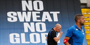 Foto: Kampioenen worden knoeiers: plots paniek bij Club Brugge?