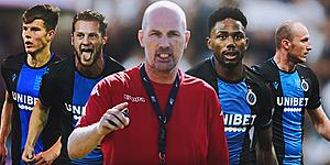Foto: Keuzestress voor Clement: wie mag/moet starten tegen Man Utd?
