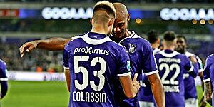 Foto: In Colassin We Trust: de laatste hoop van Anderlecht