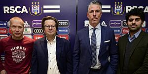 Foto: Nog een ontslag bij Anderlecht?