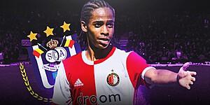 Foto: Anderlecht zet hoog in: tienersensatie uit Eredivisie met bad-boy gehalte