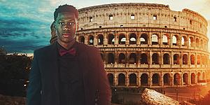 Foto: Match van 20 miljoen: de monumentale inzet van Gent in Rome
