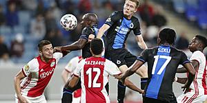 Foto: 'Oude bekende Ajax moet Vanaken in Brugge houden'