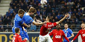 Foto: 'Gent en Standard gelinkt aan nieuwe aanvaller'