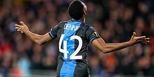 Foto: 'Napoli verkiest Dennis boven Osimhen'