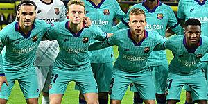 Foto: 'Juventus krijgt slecht nieuws van Barça-middenvelder'