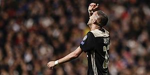Foto: Ziyech laat zich uit over mogelijk vertrek bij Ajax