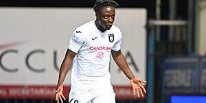 Foto: 'Anderlecht koppelt twee eisen aan vertrek Doku'
