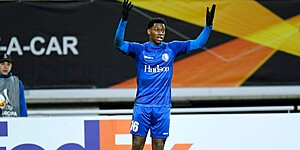 Foto: 'AA Gent opent de onderhandelingen over vertrek David'