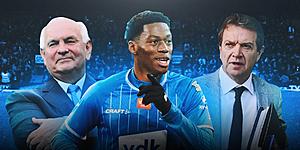 Foto: Dromen zonder David: maakt AA Gent nog kans op de titel?