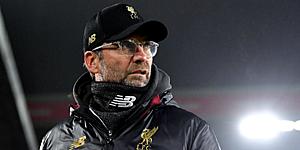 Foto: 'Klopp trekt persoonlijk streep door toptransfer Liverpool'