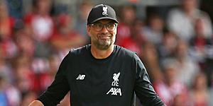 Foto: Liverpool zet fans op het verkeerde been maar komt met heuglijk nieuws