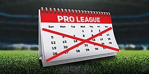 Foto: De kalenderklucht: hoe Pro League zichzelf voor schut blijft zetten