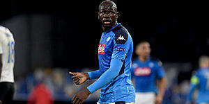 Foto: 'Koulibaly doet speculaties over toptransfer weer aanzwengelen'