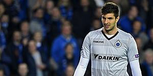 Foto: 'Club Brugge slijt Letica in de Serie A'