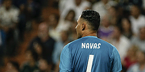 Foto: 'Navas neemt verrassende beslissing over toekomst bij Real'