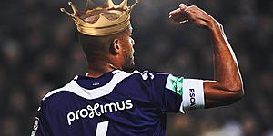 Foto: King Kompany: Anderlecht-inspirator toont eindelijk ware klasse