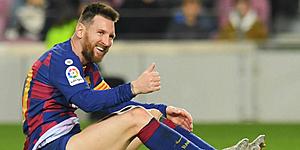 Foto: 'Leo Messi geeft zijn zegen voor grootste Barça-ruildeal'