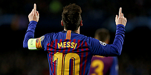 Foto: 'Barcelona in de wolken na beslissing Messi'