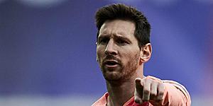 Foto: Barcelona onderneemt actie tegen vertrek Messi