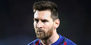 Foto: 'Klap voor Messi: Inter blokkeert sensationele transfer'