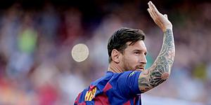 Foto: 'Meerdere bronnen bevestigen: Messi kan transfer naar Engeland maken'
