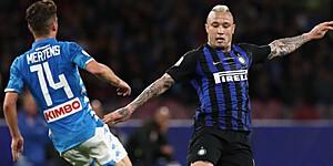 Foto: 'Inter bergt hoop op Rode Duivel definitief op'