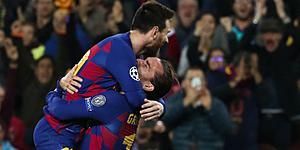 Foto: Bewijst FC Barcelona Lukaku een dienst met enorme ruildeal?