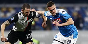 Foto: 'Manchester City en Juventus azen op ex-jeugdspeler van Club Brugge'