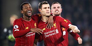 Foto: 'Wijnaldum zet deur open voor verrassend vertrek bij Liverpool'