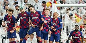 Foto: 'Barça schuift peperdure aankoop genadeloos aan de kant'