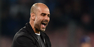 Foto: 'Guardiola barst in woede uit na gemiste transfer City'