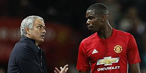 Foto: 'Mourinho is het helemaal beu en breekt definitief met Pogba'