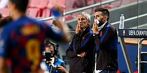 Foto: 'Revolutie bij Barça: Setién moet vertrekken, preses op de wip'