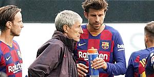Foto: 'Setién verlaat Barcelona, akkoord met opvolger bereikt'