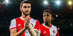 Foto: 'Ex-target Club Brugge maakte furore bij Feyenoord en geniet interesse'